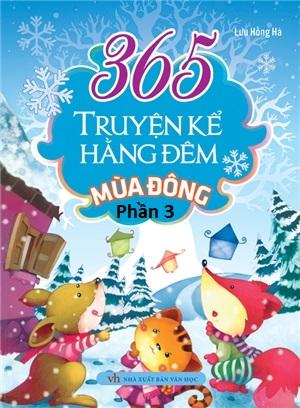 365 Truyện Kể Hàng Đêm - Mùa Đông (Thói Quen Tốt) - Văn hóa - Giáo dục