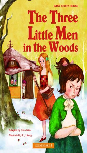 Ba người lùn trong rừng - Thiếu Nhi