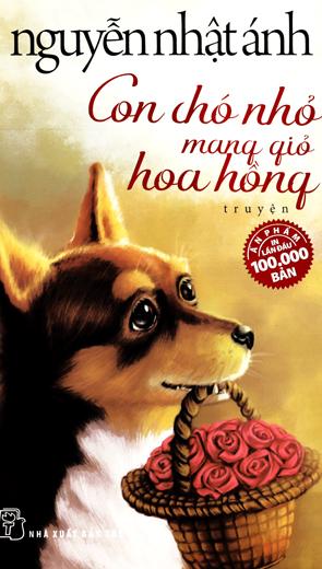 Con chó nhỏ mang giỏ hoa hồng - Văn học - Tiểu thuyết