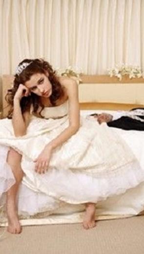 """Cô dâu mới """"chết lặng"""" khi bước vào phòng tân hôn - Hôn nhân - Gia đình"""