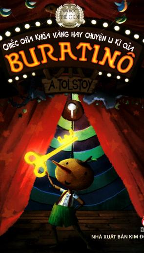 Chiếc chìa khóa vàng hay truyện ly kỳ của Buratino - Thiếu Nhi
