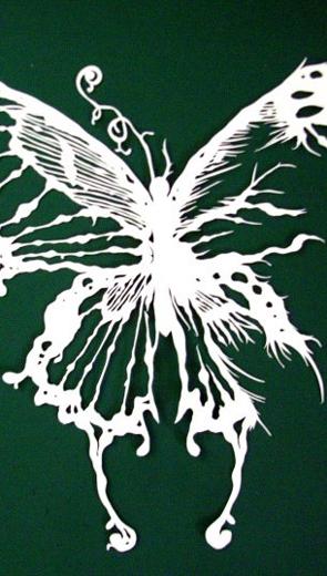 Cánh bướm bạc - Văn học - Tiểu thuyết